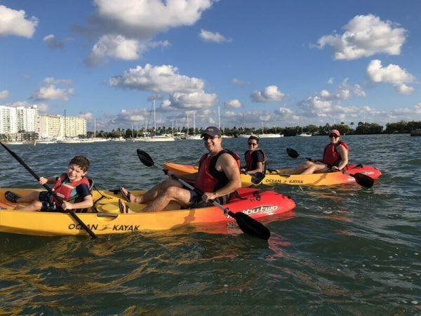 Memberships Kayak Rental Standup Paddle