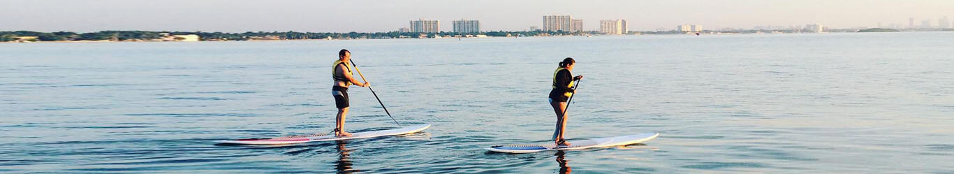 iPaddle Kayaking and Stand Up Paddle Events Miami Eco Tours