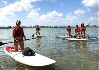 Paddle Board Rentals Miami