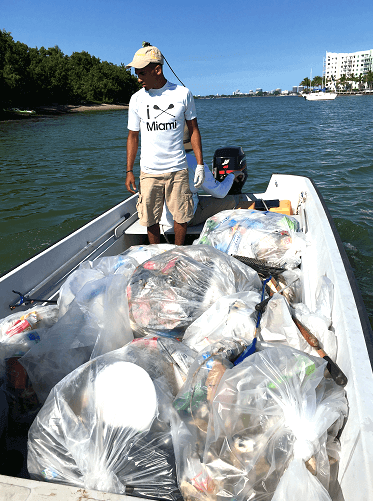 Critical Splash Clean Up - Pelican Harbor