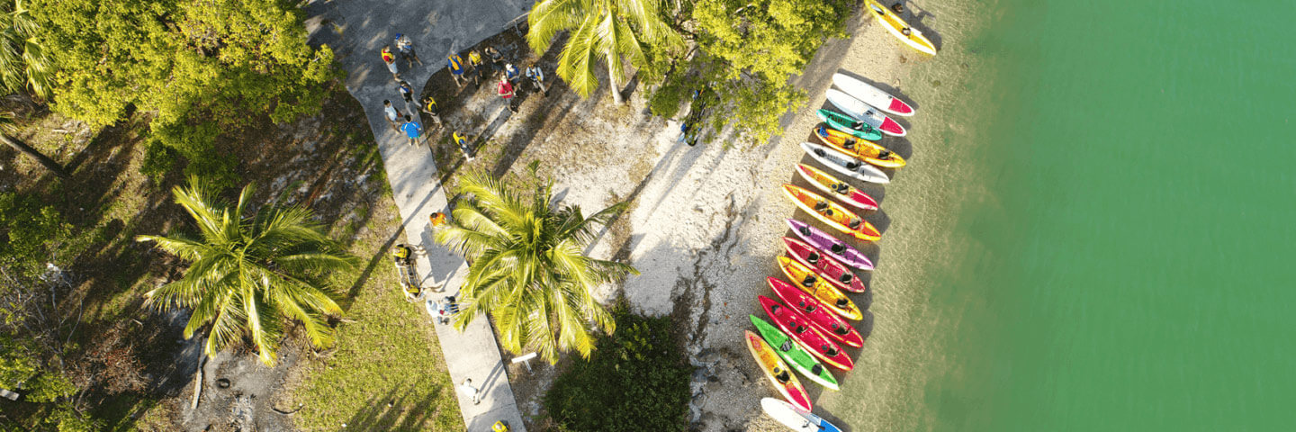 Miami Tours Kayak & Paddle Board