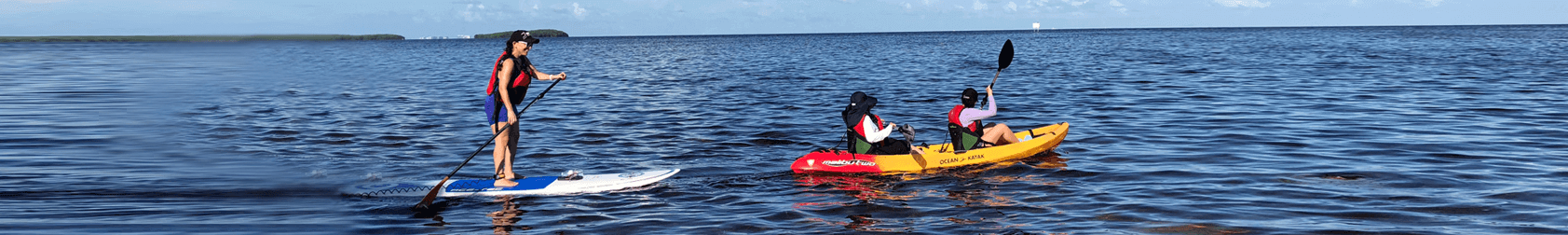 Deering Point Kayak and Paddleboard Rentals