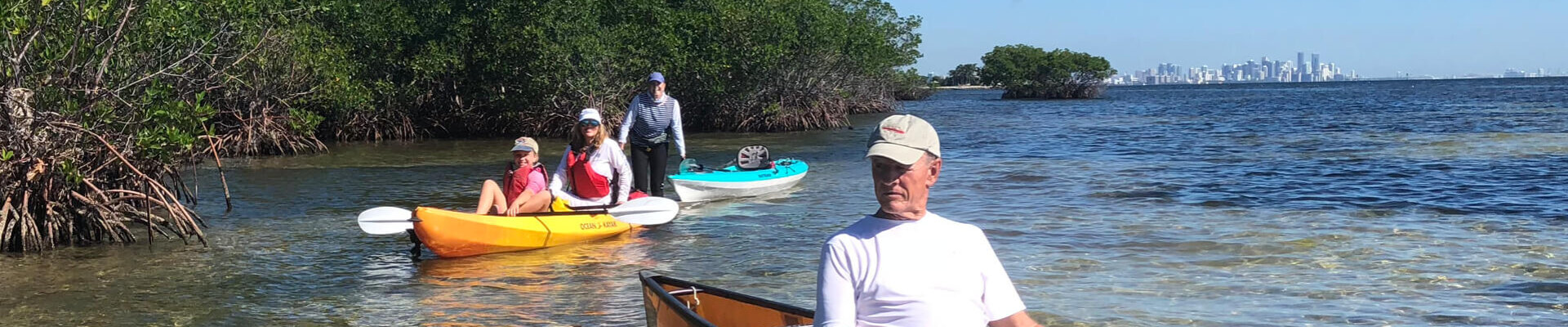 Chapman Field Park Kayak & Paddleboard Rentals