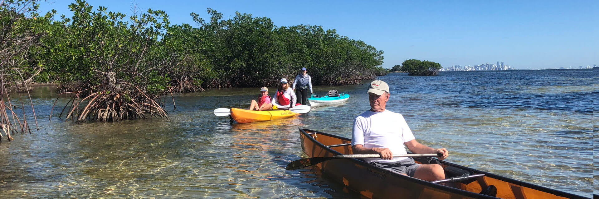 Chapmanfield Park Kayak Rental Miami
