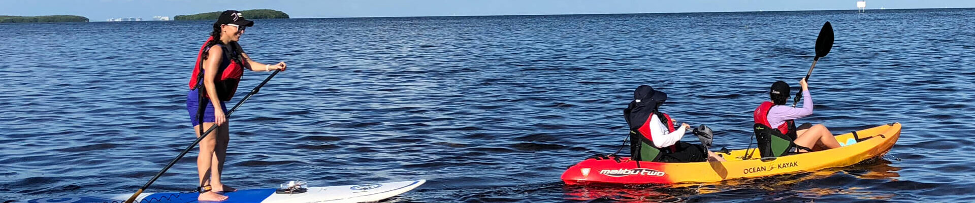 Deering Point Miami Kayak and Paddleboard Rentals