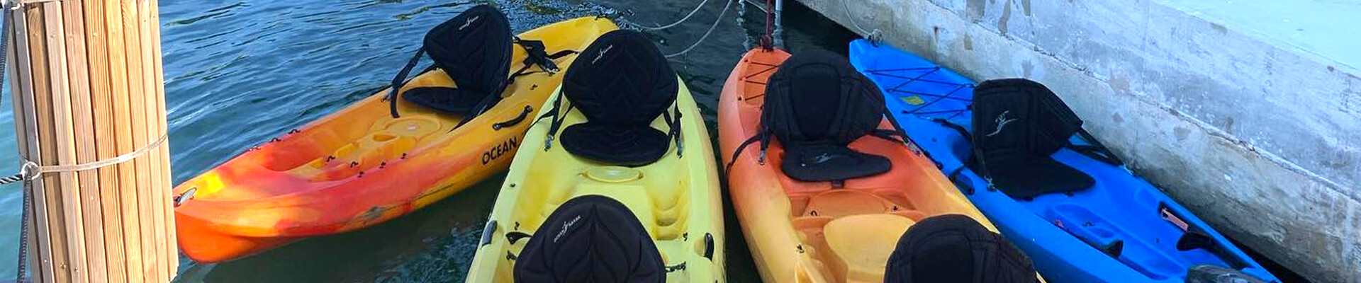 Kayak Delivery Service Miami