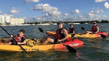 Kayak Rental Memberships Paddleboard Biscayne Bay