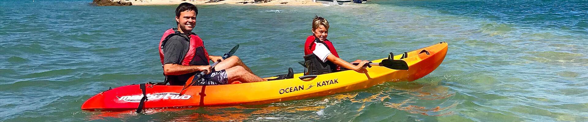 Kayak Rental Miami Beach Biscayne Bay