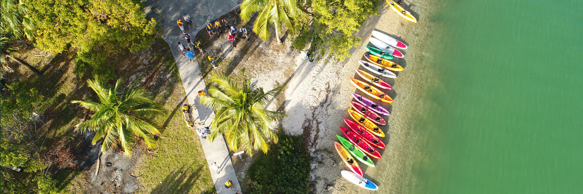 Kayak Rentals Miami Beach Pelican Harbor
