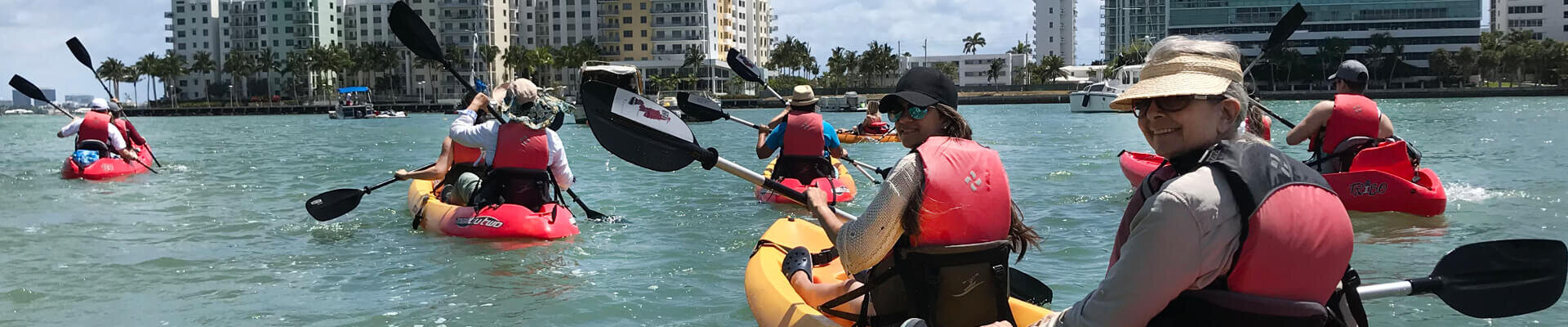 Kayaks and Paddle Board REntal Equipment