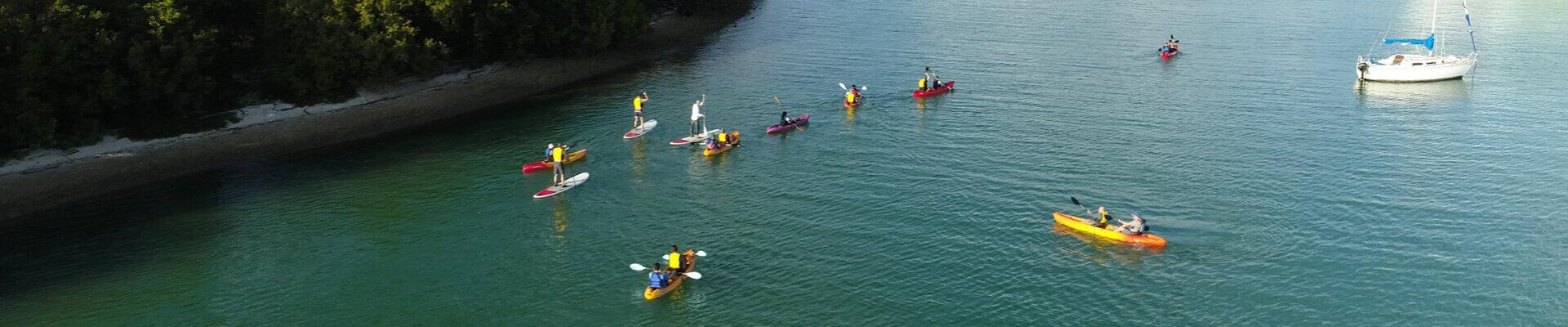 Miami Beach Paddleboard Kayak Rental