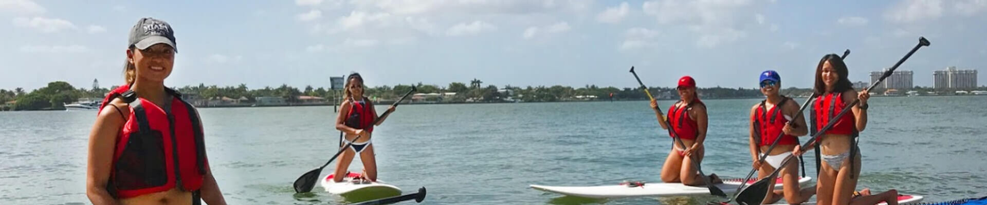 Paddleboard Lessons Miami Beach