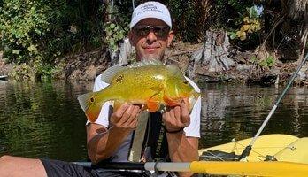 Kayak Fishing Tours Miami Biscayne Bay