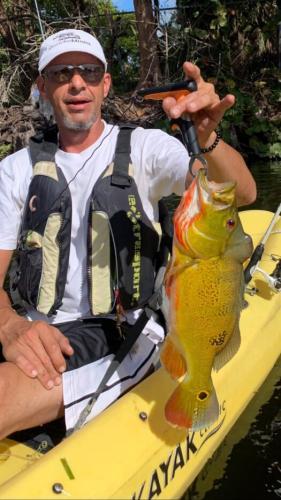 Kayak Fishing Tours Biscayne Bay Miami